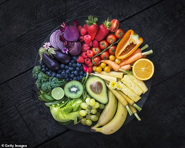 A bright and colorful diet is often recommended to help support and strengthen the immune system