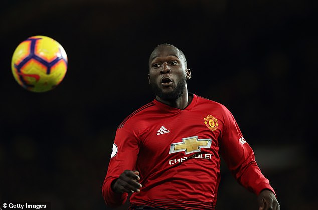Romelu Lukaku has returned to light before the Manchester derby on Sunday