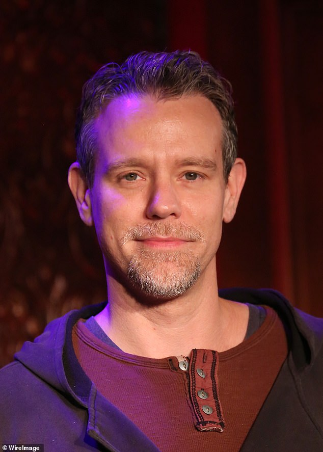 Adam Pascal (pictured) will be joining the cast of The Best Of . . . Rock Musicals, hosted by Tim Rice at the Eventim Apollo in Hammersmith, West London on May 12, 2019