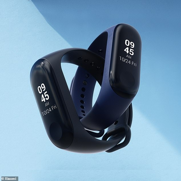 Xiaomi's wearable fitness tracker. Xiaomi is already the fourth largest smartphone maker in the world by market share, behind only Samsung, Huawei and Apple