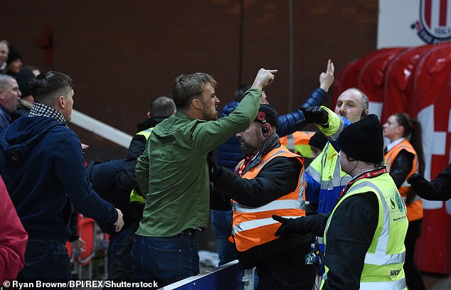 McClean has been mistreated by fans of Middlesbrough and Stoke last Saturday for not wearing a poppy