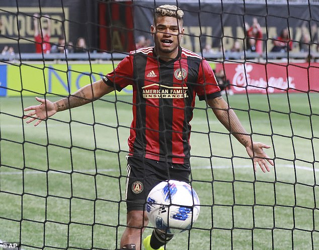 The forward Josef Martinez is just one of the players who helps to assert Atlanta as new power