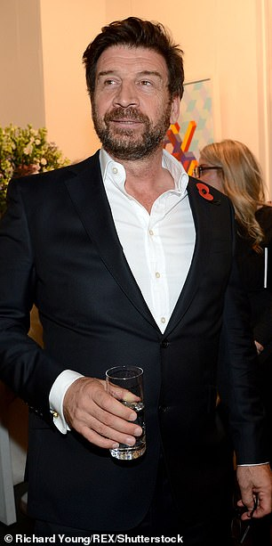I'm A Celebrity!: DIY SOS star Nick Knowles, 56, (pictured) and The X Factor's Fleur East, 31, also reported to be entering the Australian jungle