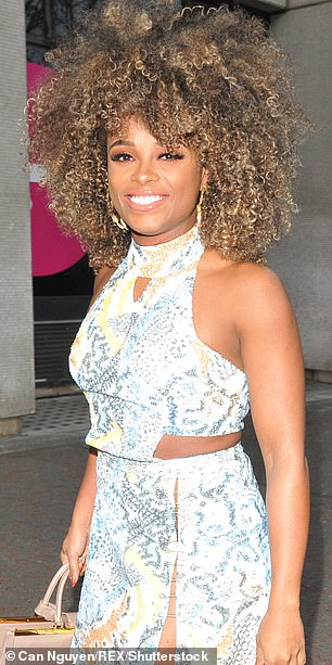 I'm A Celebrity!: DIY SOS star Nick Knowles, 56, and The X Factor's Fleur East, 31, (pictured) also reported to be entering the Australian jungle