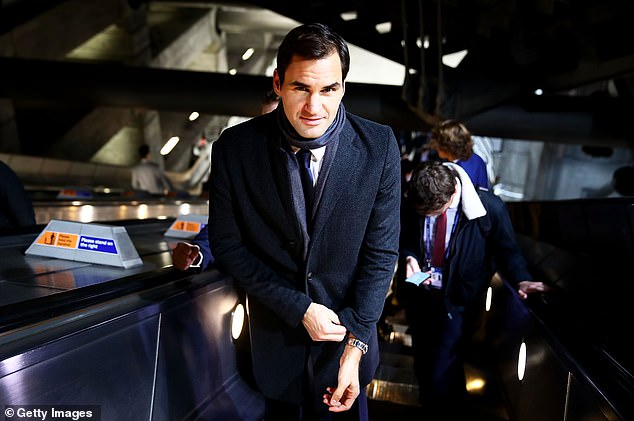 World No 2 Federer said he would be in favor of the event staying in London beyond 2020