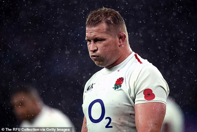 Dylan Hartley had a superb 40 minute opening and it was surprising that it was subtitled