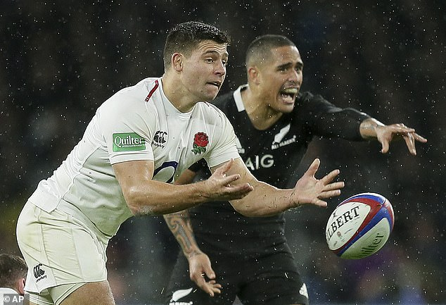 Ben Young was mixing beautifully: it was such a smart rugby and a joy to watch