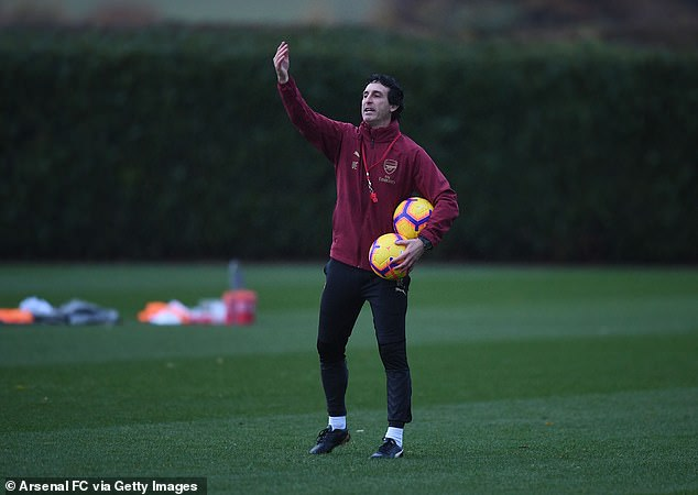 Mkhitaryan Credits Manager Unai Emery for building on the legacy of his predecessor