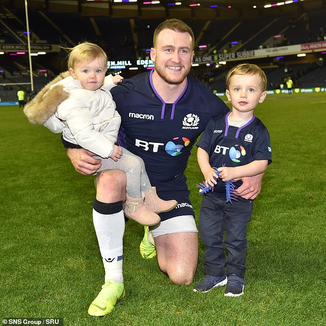 The Scotland full-back will make his next decision for both rugby and family reasons