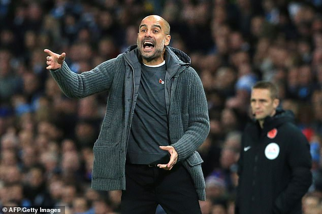 Pep Guardiola's Manchester City side are leading the way once again with 10 wins from 12