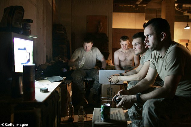 The upcoming Esports team will be part of the Army's marketing and engagement team at Fort Knox, Ky, and travel expenses for contests will be supported by the army, Stars and Stripes said. File photo