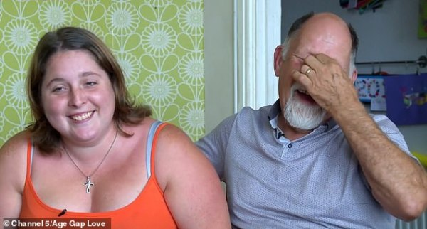 Teen who married her step-father despite 41-year age gap ...