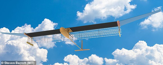 A revolutionary electronic aircraft propulsion system inspired by Star Trek has been tested on a working model for the first time