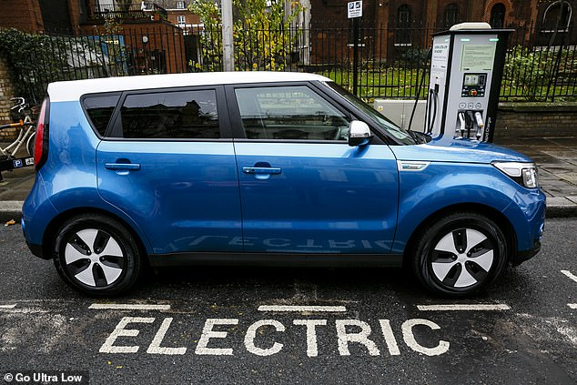 There are currently only 18,000 public charging points across 6,500 locations across the nation for owners to use, the IMI warned