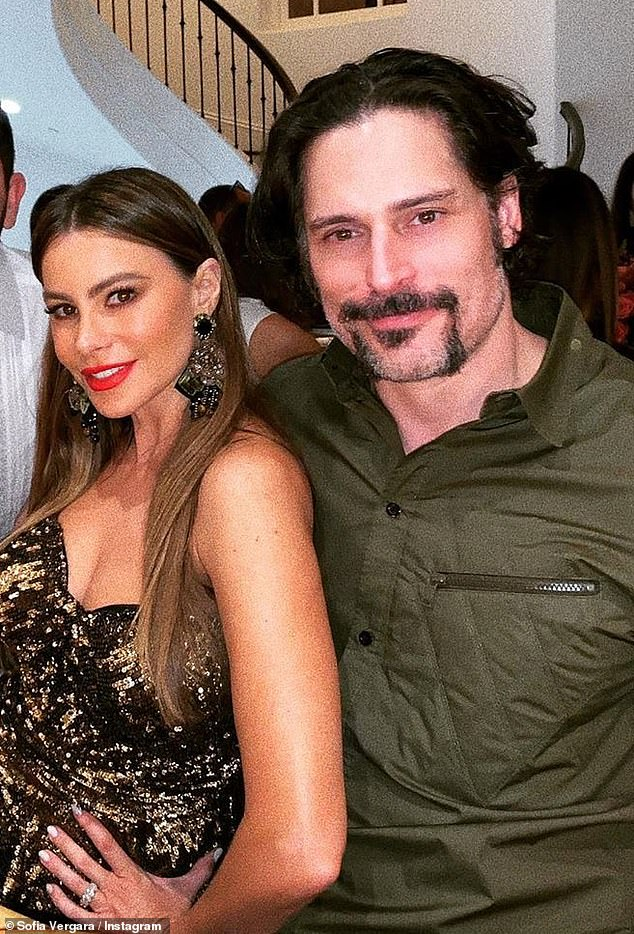 Congrats! Vergara and husband Joe Manganiello celebrated their third wedding anniversary just days ago. 'Thankful that three years ago today I made the best decision of my life,' the Magic Mike star wrote on Instagram