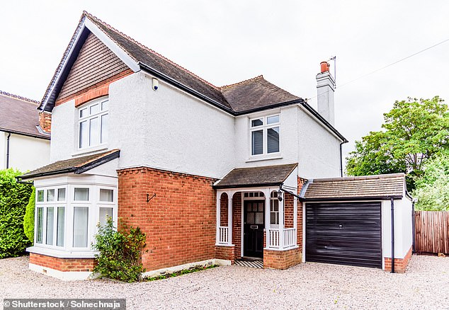 An Englishman's house is... an inheritance tax trap if you live in large chunks of the South East where rising house prices have pushed more estates into death taxes