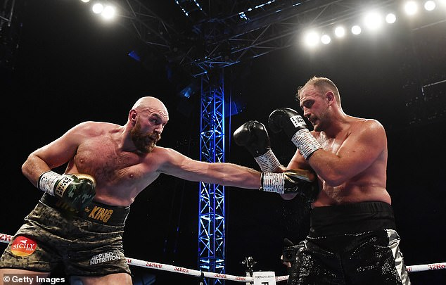 But have wins over Sefer Seferi and Francesco Pianeta (R) prepared him to face Wilder?