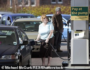 It said motorists who fill up at its forecourts will pay the lowest price for fuel in a year