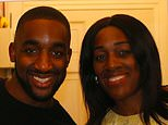 Ishmael Osamor (left) and his MP mother Kate Osamor (right)