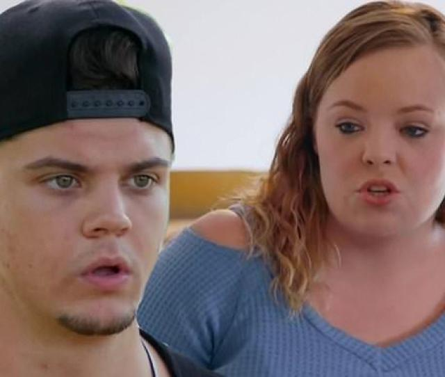 Teen Mom Og Star Tyler Baltierra Admits He Thinks About Being With Other Women Daily Mail Online