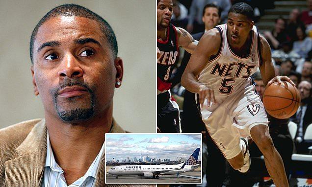 Bildergebnis für Ex NBA Star Eric Murdock is Suing United Airlines Along with a Fellow Passenger