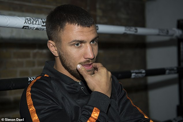 Lightweight Lomachenko has burst into the professional scene with 11 wins in his first 12 fights