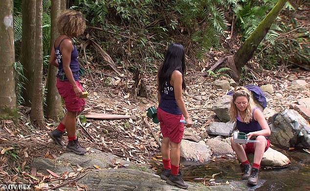 Dumped:Between Emily, Fleur and Rita, Sair said she would smooch Emily, marry Fleur and ditch Rita.