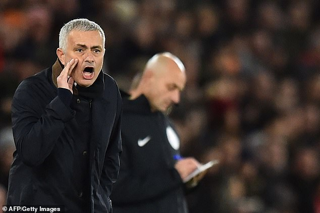Mourinho criticised Pogba and reportedly called him 'a virus' in a post-match exchange
