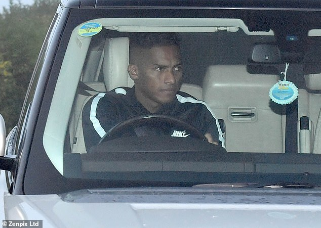 Antonio Valencia has not appeared in a Premier League since the end of September