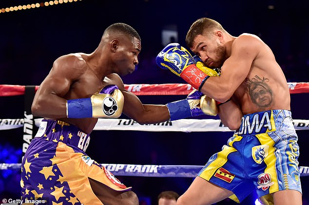 His fight against Cuba's Guillermo Rigondeaux was billed as one of the best in the years, pitting two undefeated double-gold medallists against each other for the first time in history