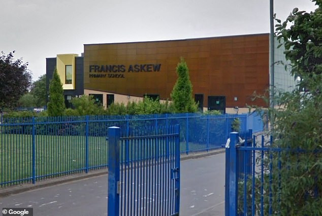 The father claimed his son has been bullied for a year at Francis Askew Primary School in Hull