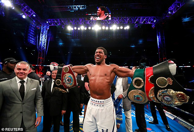 Wilder claims that Anthony Joshua had a chance to seal a fight with him but didn't take a deal