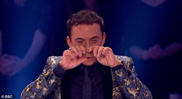 Strictly Come Dancing: Stacey Dooley was the first contestant to make Bruno Tonioli CRY with unforgettable dance as she came joint second with rival Ashley Roberts