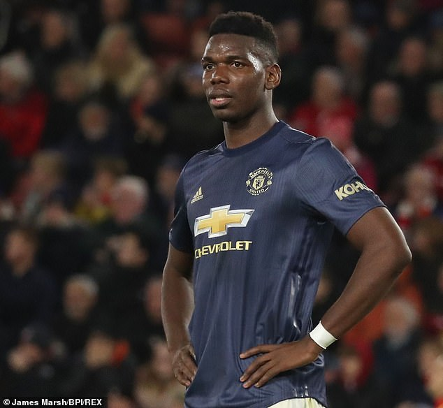 Paul Pogba has demanded Jose Mourinho to stop blaming him for the team's recent troubles