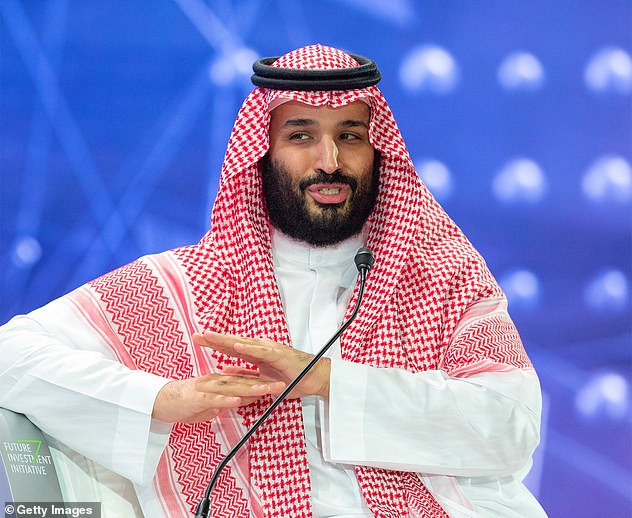 Turkish President Tayyip Erdogan has said the order for Khashoggi's killing came from the highest level of the Saudi government but probably not King Salman, putting the spotlight instead on Salman's heir and de facto ruler Prince Mohammed (pictured)