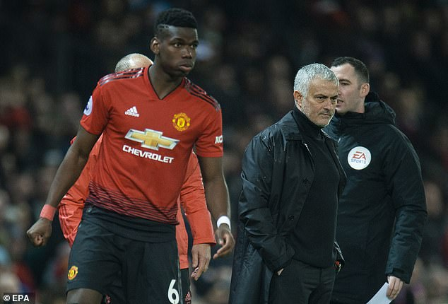 Former United midfielder Paul Ince says many fans would not be sad to see Pogba leave the club