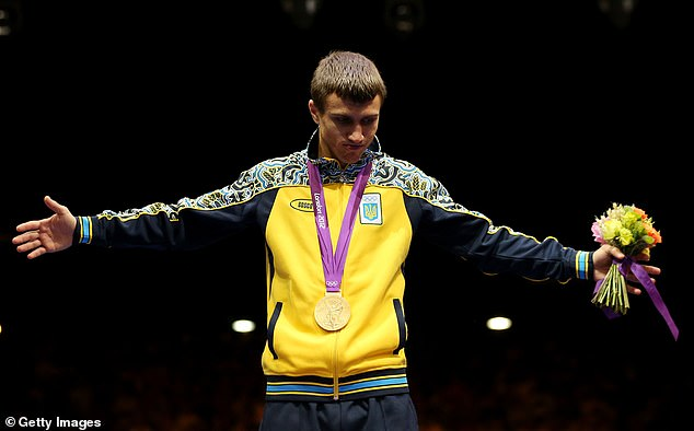 He followed up in Beijing with a second gold in London at the 2012 Olympics