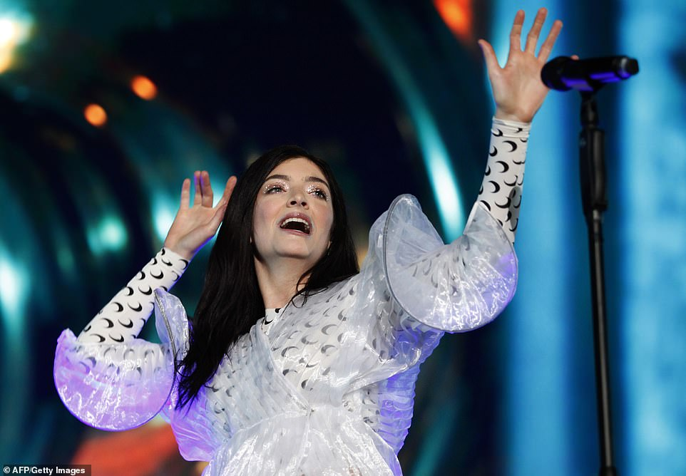 Backlash: This year's Grammys, held on March 28, featured very few female artists, with New Zealand singer Lorde the only nominee for Album of the Year and none earning a nod for Record of the Year