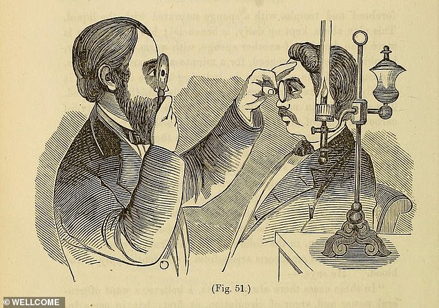 Misplaced concern: Since Victorian times people have been concerned about how new innovations might damage eyesight - specifically, mass printing of newspapers and books