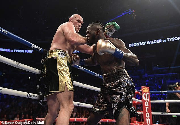 & # 39; Wilder and Fury have given boxing one of the best fights in the division for a long time & # 39 ;, the WBC said