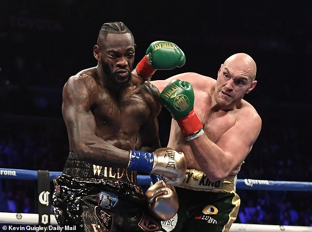 Moving from that to performance last weekend seemed an act of redemption by Fury