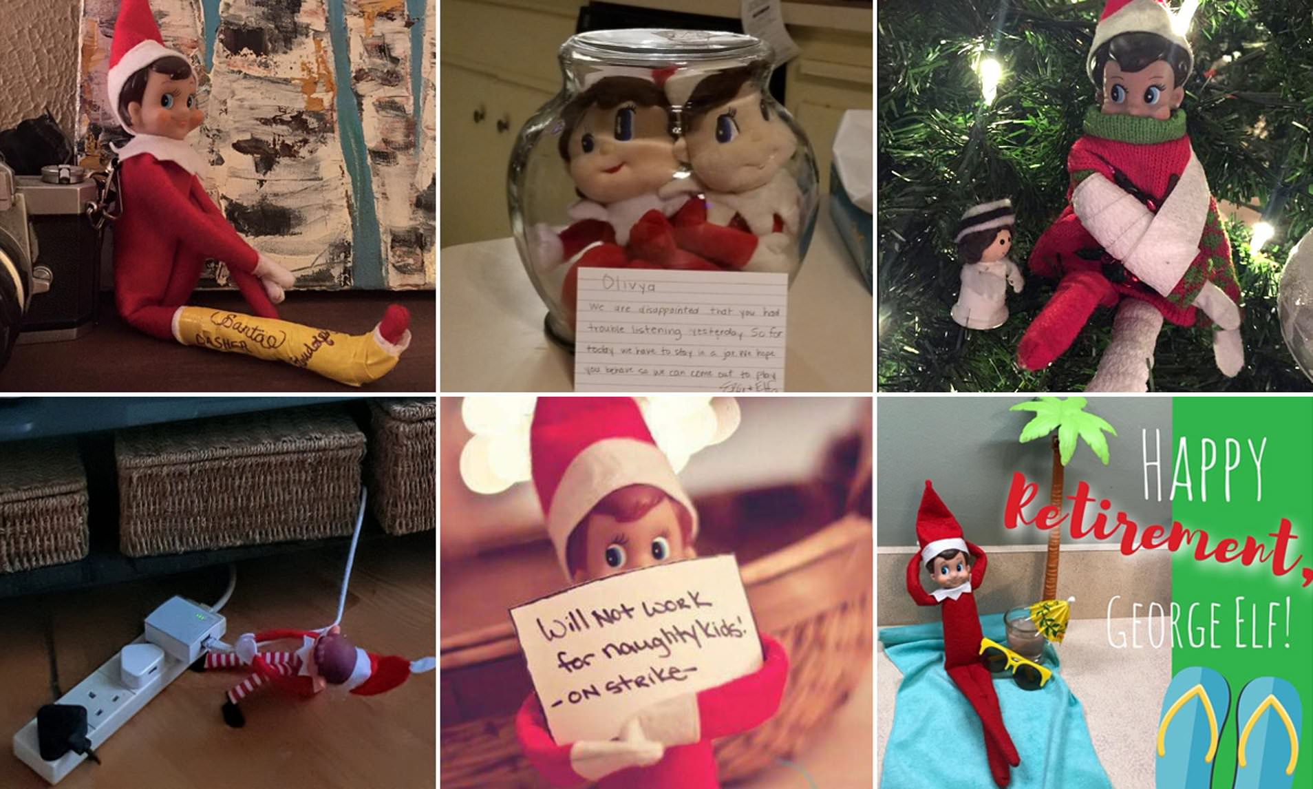 Mothers Reveal How They Avoid Moving Elf On The Shelf Every