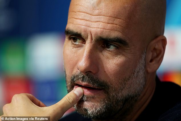 However, Guardiola claims to have received assurances from the president and CEO of Man City