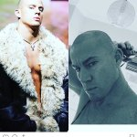 Channing Tatum shaves off Hair