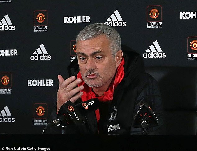 Jose Mourinho has no idea when Manchester United will be the next championship title challenge