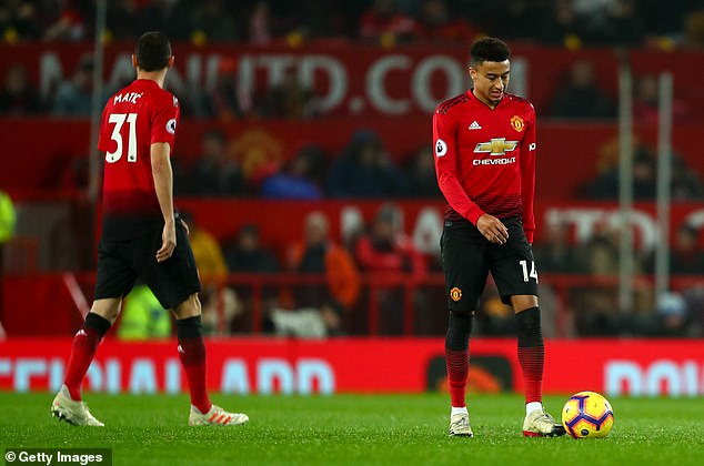 The United States is experiencing a painful season and sits eighth in the Premier League table