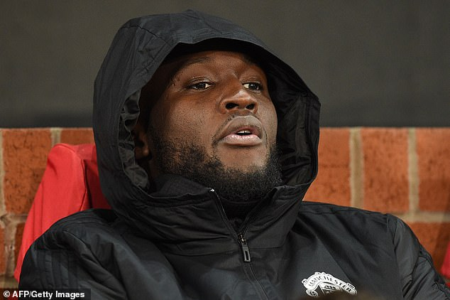 Romelu Lukaku is considering his future Manchester United after being left out of the first team