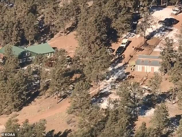 Police Return To Search Patrick Frazees Ranch In