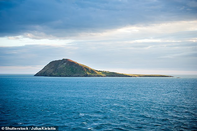 Bardsey Island, two miles from theLlŷn Peninsula in north west Wales, is accessible only by  boat from a small fishing village