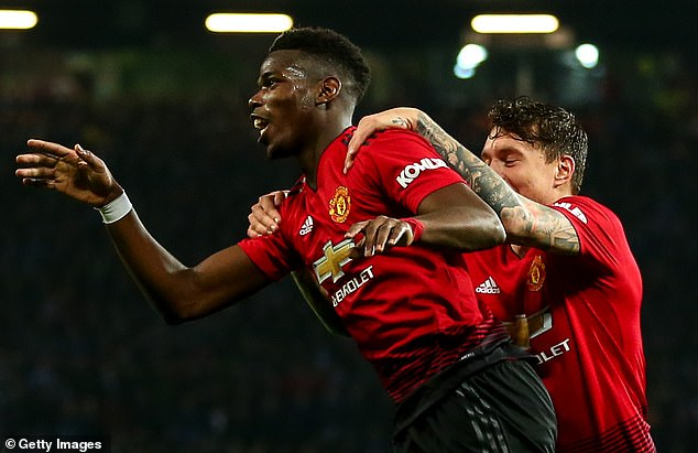 The Manchester United midfielder has looked in superb form under Ole Gunnar Solskjaer